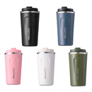 Aspire 17 oz. Stainless Steel Coffee Cup Tumbler, Double-Insulated Leak Proof Coffee Travel Mug