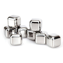 Blank Stainless Steel Whiskey Stones, 1