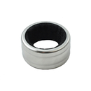 (Pack of 10) Aspire Stainless Steel Wine Drip  Rings, Wine Bottle Collar