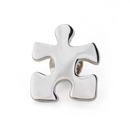 (Price/50PCS) ALICE Crucial Puzzle Piece  Lapel Pins, 1