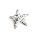 (Price/100PCS) ALICE 3D Cast Starfish Lapel Pins, 1