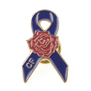 (Piece/50PCS)ALICE Cystic Fibrosis Awareness Lapel Pin,Safety Pins,1