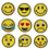 9pcs Emotion