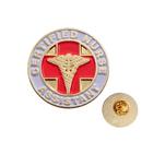 25/50/100PCS ALICE Certified Nurse Assistant CNA Lapel Pin, 1