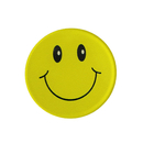 (Price/Pack)Aspire Acrylic Smile Face Button Pins, Smile Tag, Smile Badge, 1.6