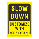 Aspire Custom Reflective Rust Free Aluminum Sign,