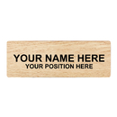 Aspire Customized Wooden House Hotel Cafe Pub Business Sign, Room Number Sign, Personalized Name Plate, Indoor Use