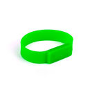 Officeship 2G Silicone USB Bracelet--Green