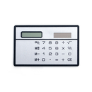 Officeship Credit Card Size Solar Calculator