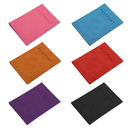 (Pack of 6)Opromo PU Leather Passport Holder Passport Case Cover Holder for Travel