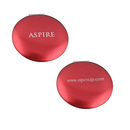 Aspire Multi-Color Engraved Cosmetic Mirrors, Mini Round Mirror, Wedding Favors