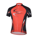 Custom Men's Cycling Comfortable Outdoor Jersey, Short Sleeve