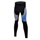 Custom Winter Cycling Fleece Tights, Men's