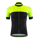 Blank Men's Short Sleeve Breathable Mesh Cycling Jersey - Bike Biking Shirt