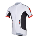 Blank Men's Cycling Jersey Set Bicycle Short Sleeve Set Quick-Dry Breathable Shirt