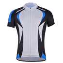 Blank Short Sleeve Quick Dry Bike Jersey - Breathable Basic Shirts for Sports