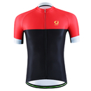 Custom Men's Short Sleeve Cycling Jersey, Bike Biking Shirt- Breathable and Quick Dry