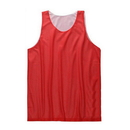 Blank Men's Tank Top, Reversible Mesh Tank, Basketball Jerseys, Lacrosse Jersey