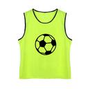 Custom Nylon Mesh Scrimmage Team Training Vests, Event Vest for Basketball, Soccer Pinnies