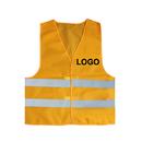 Custom GOGO Reflective Safety Vest For Contractors Construction & Gardener, Volunteer Activity Vest, Apron Vest