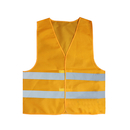 Blank GOGO Reflective Safety Vest For Contractors Construction & Gardener, Volunteer Activity Vest, Apron Vest