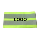 Custom GOGO Reflective Arm Bands / Running Ankle Bands, Bike Gear, Price/1 Piece