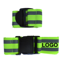 Custom GOGO High Visibility Safety Belt / Wristband For Running, Safety Gear, 2 Pcs