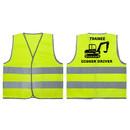 GOGO High Visibility Kids Safety Vest for Construction Costume, Digger Driver
