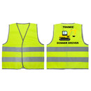 GOGO High Visibility Kids Safety Vest for Construction Costume, Trainee Digger Driver