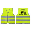 GOGO High Visibility Kids Safety Vest for Construction Costume, Tractor Driver