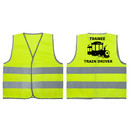 GOGO High Visibility Kids Safety Vest for Construction Costume, Train Driver