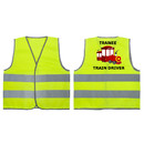 GOGO High Visibility Kids Safety Vest for Construction Costume, Trainee Train Driver