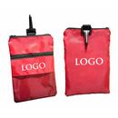 GOGO Custom Golf Valuable Pouch, Zippered Golf Ball And Tee Holder, Ditty Tool Bag