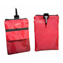 GOGO Blank Golf Valuable Pouch, Zippered Golf Ball And Tee Holder, Ditty Tool Bag