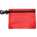 GOGO Blank Golf Valuables Accessory Pouch, Tee Holder, Ditty Tool Bag Zippered