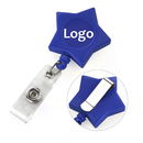 Personalize Card Reel With Belt Clip And Vinyl Strap 1.37