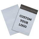 Custom White Poly Mailers, 100 Pcs Shipping Bags