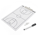 Custom Double Sided Coaching Board, Easy-wiped Erasable coach Clipboard, 14