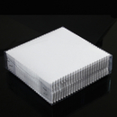 Blank Lint-free White Glasses Screens Cleaning Cloth, 5.11