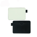 Sublimation Personalized PU Card Holders Credit Card Size Slim Minimalist Wallet