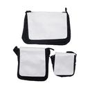 Custom Sublimation Blank Shoulder Bag, Personalized Canvas Shoulder Handbag