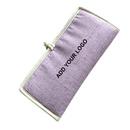 Aspire Customized Canvas Bifold Wallet, 8