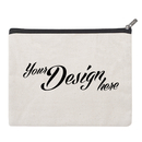 Aspire Custom Cotton Canvas Zipper Bags, 8