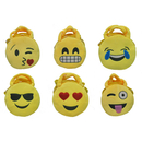 Aspire Attractive Emoticon Plush Handbag / Crossbody Bag, Party Favor Bag