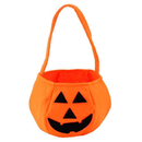 Aspire Halloween Pumpkin Bag, Treat Tote Bucket for Kids