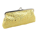 Aspire Sparkly Bling Purse Wallet with Sequin, 7