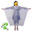 GOGO Personalized Disposable Rain Poncho Ball