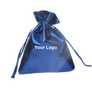 Aspire Custom Satin Gift Pouches, 3 9/16 x 4 3/4 Inch Multi-color Drawstring Aromatherapy Bag