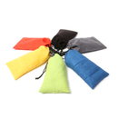 Aspire Colorful Suede Bags for Glasses, 3 9/16 x 7 1/16 Inch Spectacles Drawstring Pouch