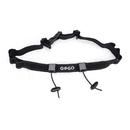 GOGO Custom Triathlon Race Number Belt With Gel Loops, Reflective Running Belt